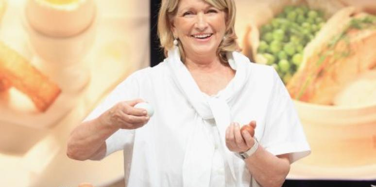 Martha Stewart Opens Up About Dating and Her Ultimate Guilty Pleasure Food