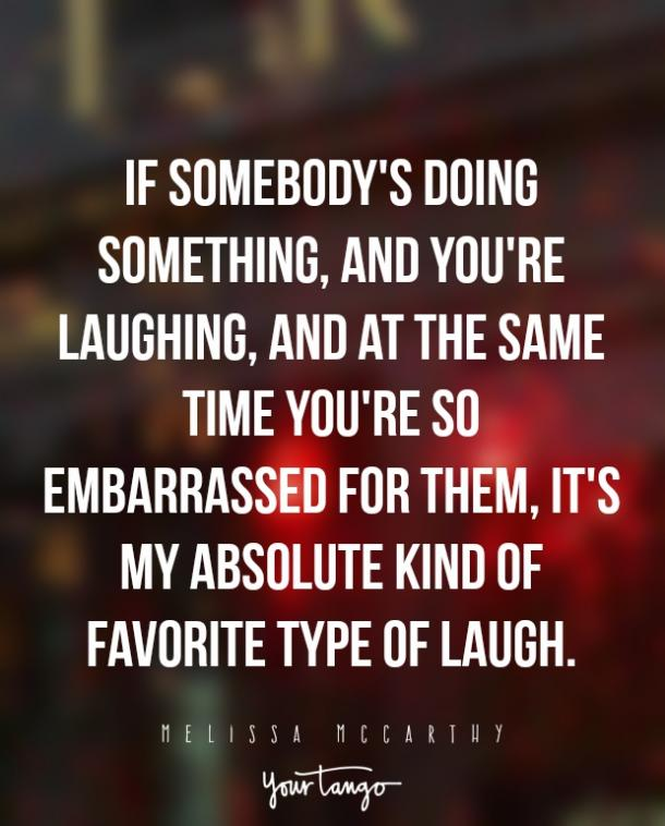 Melissa McCarthy Funny quotes
