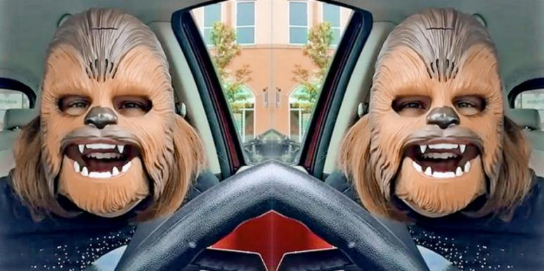 Fall In Love With Someone Who Makes You Happy As Chewbacca Mom