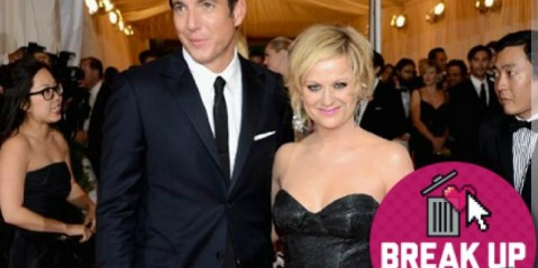 Amy Poehler and Will Arnett