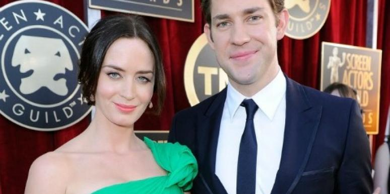 Emily Blunt On Her Successful Marriage With John Krasinski