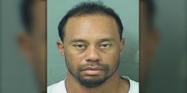 tiger woods arrest dui