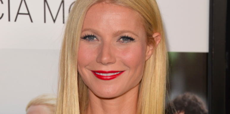 Celebrity Sex: Gwyneth Paltrow Talks Sex Addiction!