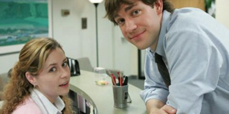 jim pam the office