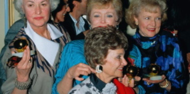 the golden girls, betty white, rue mcclanahan, bea arthur, estelle getty,