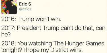 Best Funny Donald Trump Memes Hunger Games