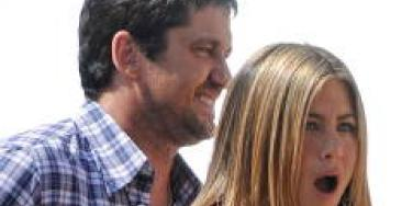 Jennifer Aniston Gerard Butler Europe