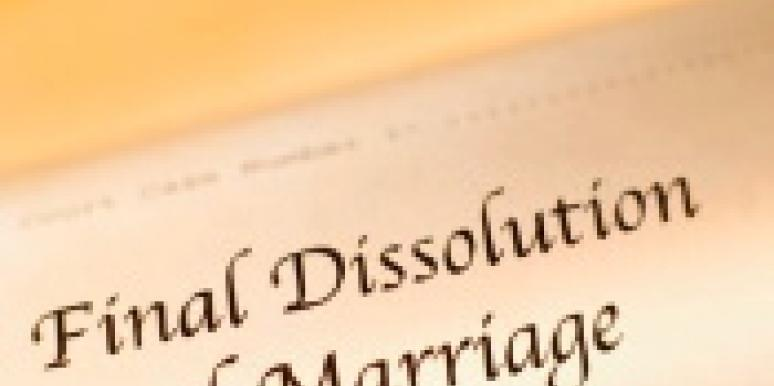Divorce Rate On The Rise In UK