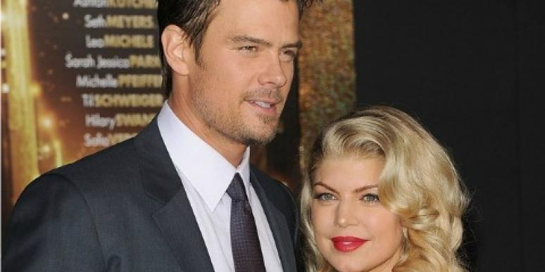 Josh Duhamel Can't Wait To Make Beautiful Babies With Fergie