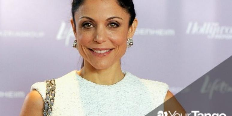 Bethenny Frankel On Marriage, Yoga & Flashing Her Underwear