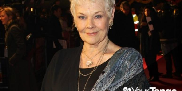 Judi Dench YourTango Exclusive