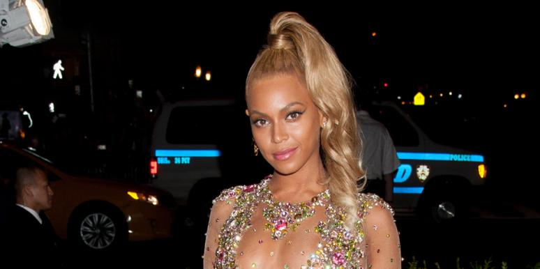 Beyonce Glamourous Ponytail