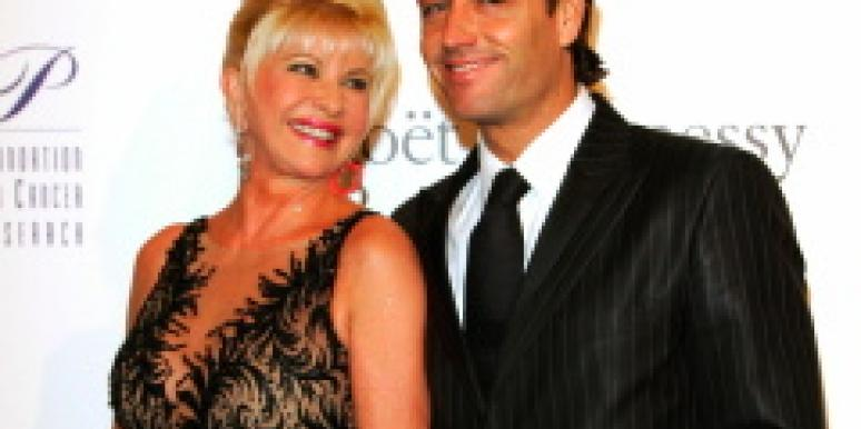 Ivana Trump Is A Fickle Lover