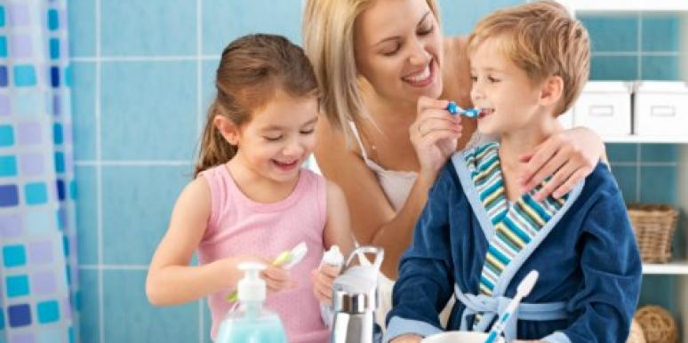 a morning routine for kids
