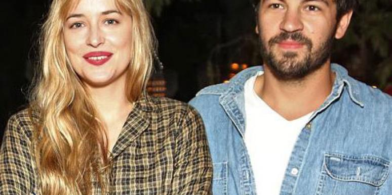 50 Shades Of Grey: Meet Dakota Johnson's Boyfriend Jordan Masterson