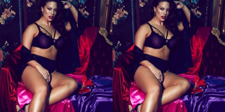 Ashley Graham in sultry photo shoot