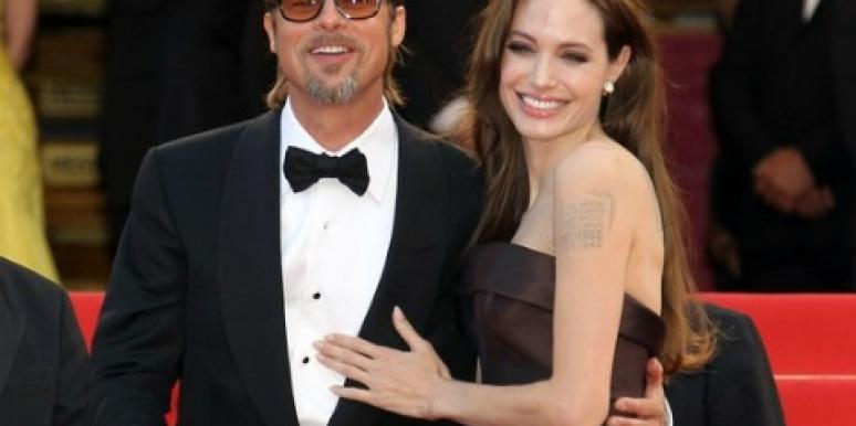 What Do You Think Of Angelina Jolie's Waterfall Gift For Brad?