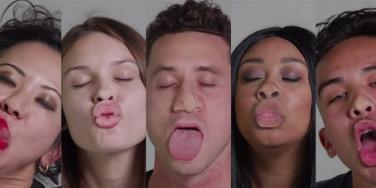 What You Look Like When You Kiss [VIDEO]