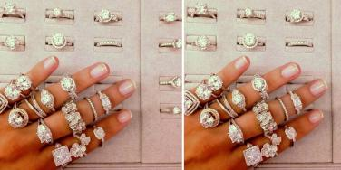 ring shopping