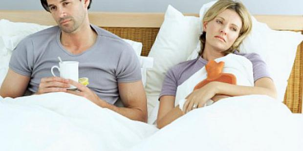 Bored Married Couples Sad Bored Couple in Bed With