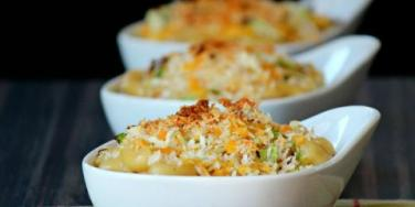 Guinness mac and cheese