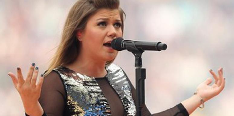 Kelly Clarkson Has Never Been In Love?