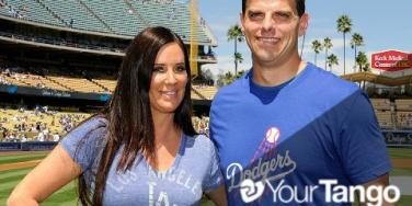 Patti Stanger and fiance David Krausse