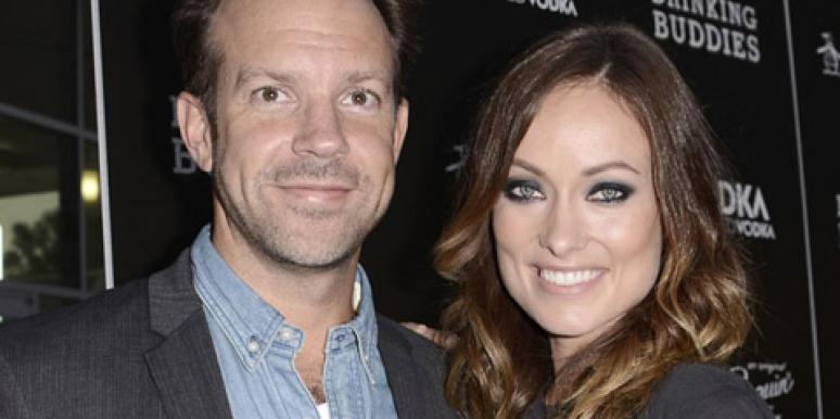 Jason Sudeikis & Olivia Wilde Expecting Their First Child!