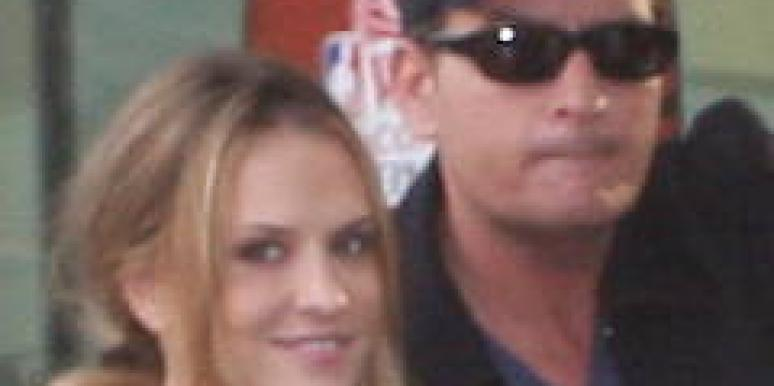 Charlie Sheen Brooke Mueller threesomes