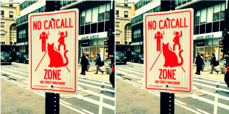 catcalling definition
