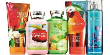 beauty bath and body works