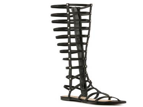 DSW GC Shoes Raise-N-Nuts Gladiator Sandal