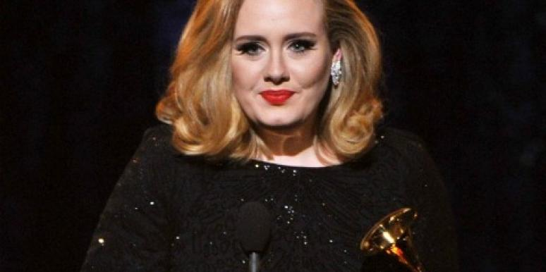 "Adele Credits Grammy Success To ""Rubbish Relationship"""