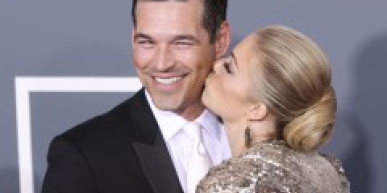 LeAnn Rimes and Eddie Cibrian are married