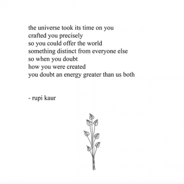 Rupi Kaur Poet Instagram Quotes Breakup Grief Feminist