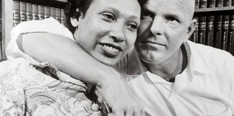 Loving Day, Mildred Jeter and Richard Loving, interracial marriage