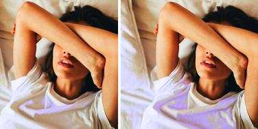 what does your sleep position say about you