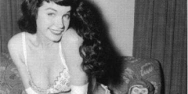 Pinup Icon Bettie Page Passes Away