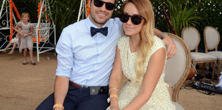 William Tell and Lauren Conrad