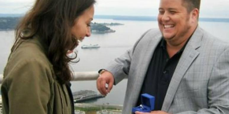 Did You Watch Chaz Bono Propose To His Longtime Girlfriend?