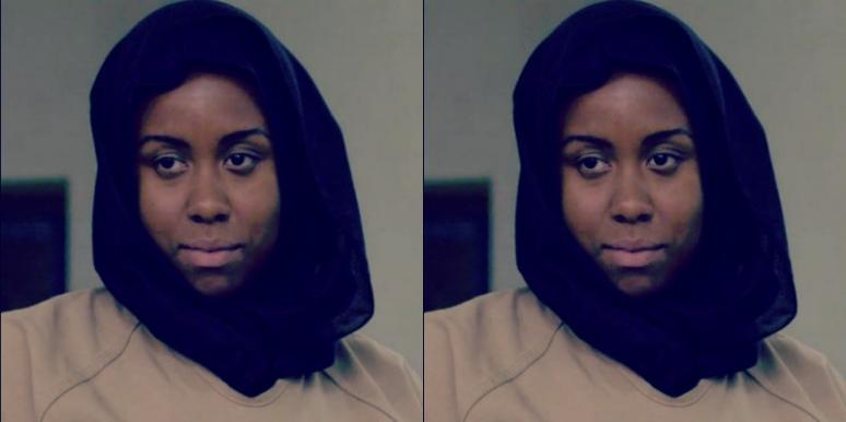 Alison Abdullah from Orange is the New Black