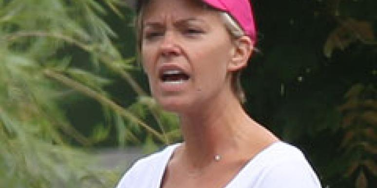 kate gosselin yelling
