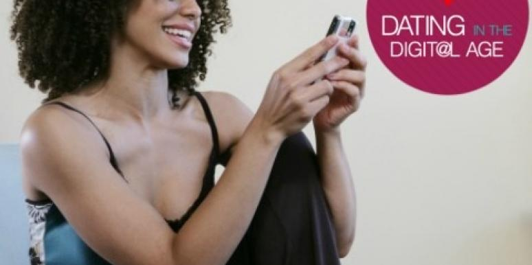 Dating Tips: Stop Texting, Already! (And Other Digital Etiquette)