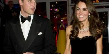 Kate Middleton & Prince William Get Dressed Up To Honor Military