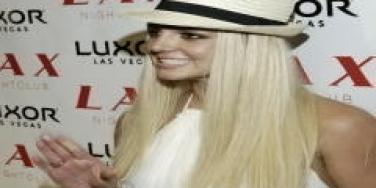 Britney Spears Vows Chastity