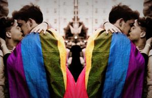gay marriage brings more love to the world