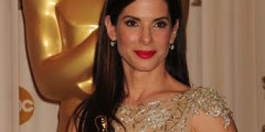 Sandra Bullock wins the 2010 Best Actress Oscar