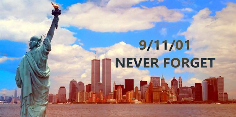 9/11, never forget, death, grief and loss