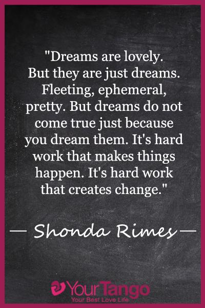 Love Quotes From Shonda Rhimes
