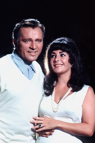 "Elizabeth Taylor and Richard Burton - <a href=""http://www.imdb.com"">IMDB</a>"